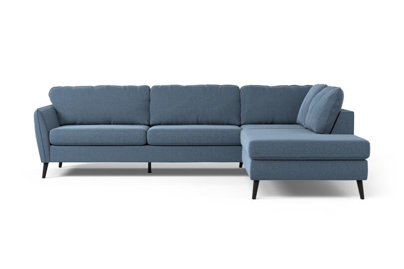 Toppen County 2,5-sits soffa med divan höger | Soffa | Mio IJ-72