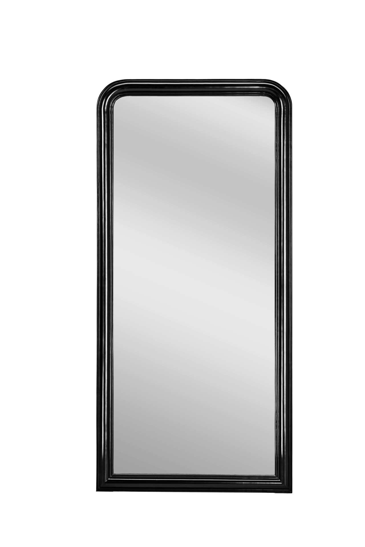 svart spegel